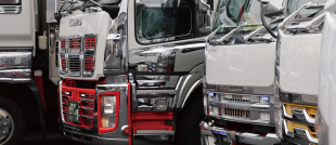 豊富な輸送サービスのイメージ