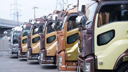 豊富な輸送サービス