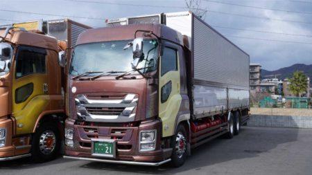 レンタルトラックサービス